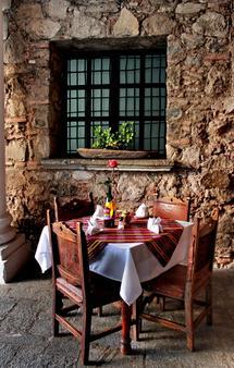 Hotel Posada de Don Rodrigo Antigua - Antigua - Ruokailuhuone