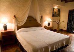 波薩達德羅德里格巴納哈契酒店 - 巴納哈契 - Panajachel - 臥室