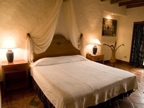Posada de Don Rodrigo Panajachel - Panajachel - Phòng ngủ