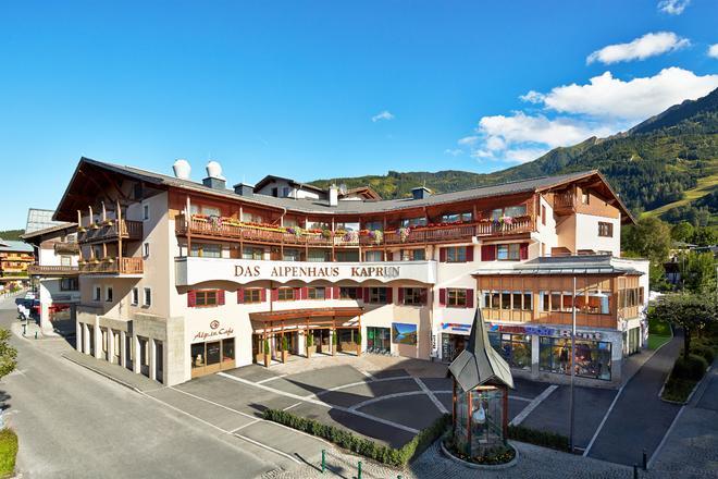 Das Alpenhaus Kaprun - Kaprun - Rakennus