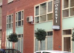 호텔 오레스티 센터 - 티라나 - 건물