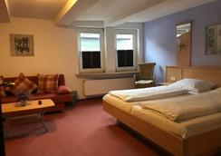 B & B Hotel Centrum Winterberg - Winterberg - Phòng ngủ