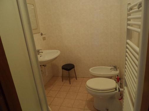 Hotel La Sorgente - Plesio - Bathroom