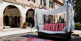 Villa Moro Lin - Venezia - Patio