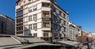 Hotel London B&b - Skopje - Building