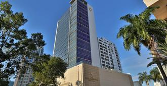 Intercontinental Real Santo Domingo - Santo Domingo (Dominicaanse Republiek) - Gebouw
