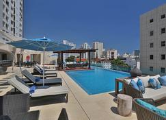 Intercontinental Real Santo Domingo, An IHG Hotel - ซันโตโดมิงโก - สระว่ายน้ำ