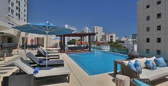 Intercontinental Real Santo Domingo, An IHG Hotel - סנטו דומינגו - בריכה