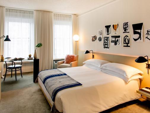 Ambassador Chicago - Чикаго - Спальня