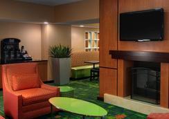 西雅圖貝爾維尤雷德蒙費爾菲爾德套房酒店 - 貝爾維 - 貝爾維尤 - 大廳