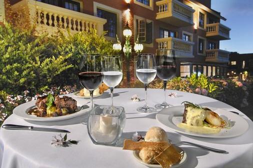 巴拉達斯公園酒店及水療中心 - 艾斯帖角 - 埃斯特角城 - 飲食