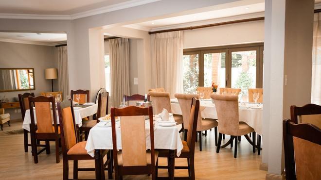 St Peter's Place Boutique Hotel - Johannesburg - Restaurant