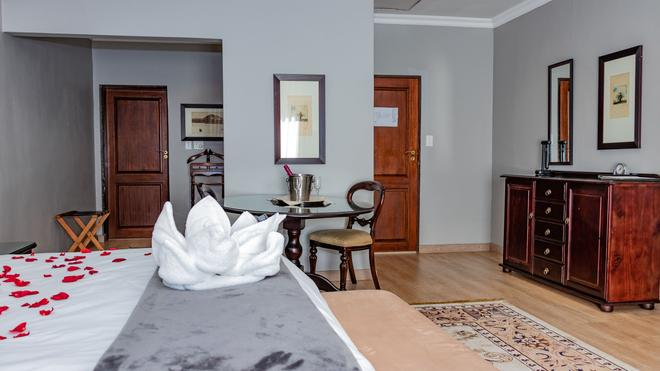 St Peter's Place Boutique Hotel - Johannesburg - Bedroom