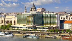 Budapest Marriott Hotel - Budapest - Rakennus