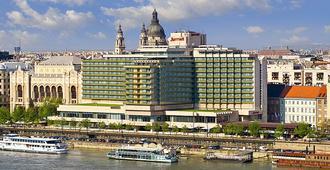 布達佩斯萬豪酒店 - 布達佩斯 - 布達佩斯 - 建築