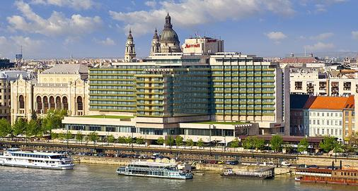 Budapest Marriott Hotel - Budapest - Toà nhà