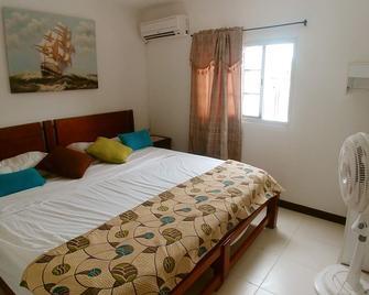Harold's Place - San Andrés - Bedroom