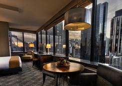 Bentley Hotel - New York - Makuuhuone