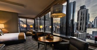 Bentley Hotel - Nova Iorque - Quarto