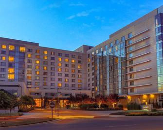 Bethesda North Marriott Hotel & Conference Center - Rockville - Gebäude