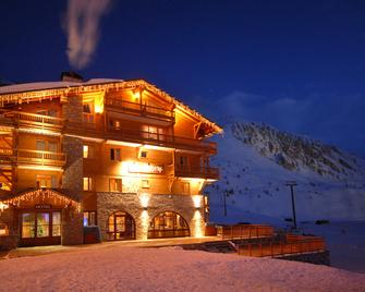 Hotel Le Levanna - Tignes - Gebouw