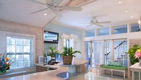 Westwinds Inn - Key West - Σαλόνι ξενοδοχείου