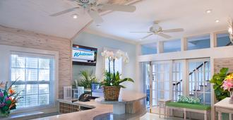 Westwinds Inn - Key West - Ingresso