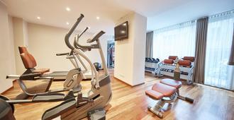 Pakat Suites Hotel - Vienna - Gym