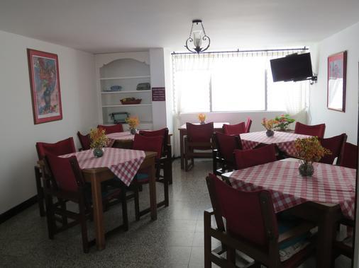 Hotel Del Oeste B&B - Santiago de Cali - Restaurante