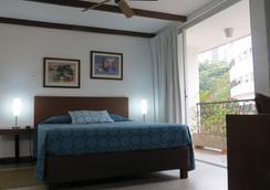 Hotel Del Oeste B&B - Cali - Bedroom