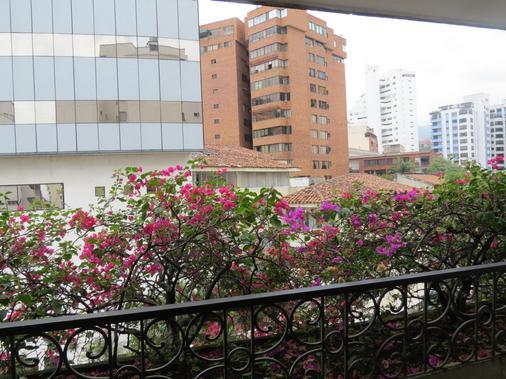 Hotel Del Oeste B&B - Santiago de Cali - Balcón