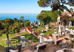 Hotel Fuerte Marbella - Marbella - Lounge