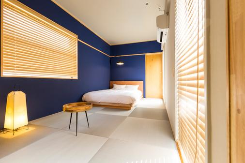 The Share Hotels Hatchi Kanazawa - Kanazawa - Bedroom