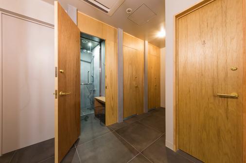 The Share Hotels Hatchi Kanazawa - Kanazawa - Hallway
