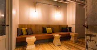 Hatchi Kanazawa By The Share Hotels - Kanazawa - Living room