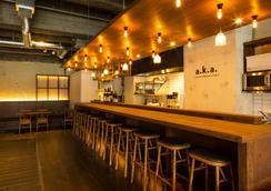 The Share Hotels Hatchi Kanazawa - Kanazawa - Bar