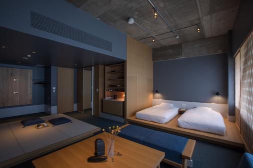 The Share Hotels Kumu Kanazawa - Kanazawa - Phòng ngủ