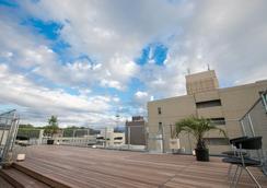 The Share Hotels Kumu Kanazawa - Kanazawa - Mái nhà
