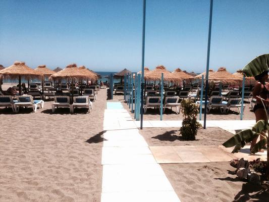 大鵬科斯塔公園酒店 - 托雷莫里諾斯 - 多列毛利諾斯 - 海灘