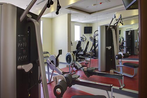 Rayan Hotel Sharjah - Sharjah - Gym