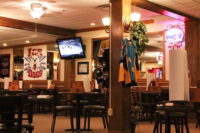 Clarion Hotel and Suites Fairbanks near Ft Wainwright - Fairbanks - Σαλόνι