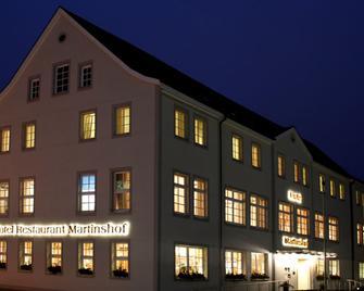 Martinshof - Rottenburg am Neckar - Будівля