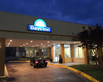 Days Inn by Wyndham Madison - Madison - Edificio