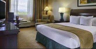 DoubleTree by Hilton Hotel Denver - דנבר - חדר שינה
