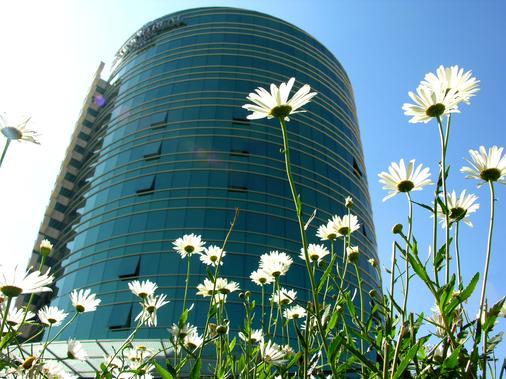 Suites Camino Real - La Paz - Building