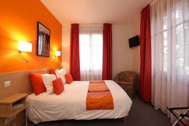 Hôtel La Terrasse Fleurie - Divonne-les-Bains - Habitación