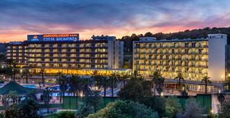 Aparthotel Costa Encantada - Lloret de Mar - Gebäude