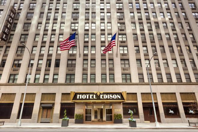 Hotel Edison - New York - Building