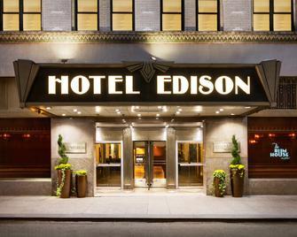 Hotel Edison - Nueva York - Edificio