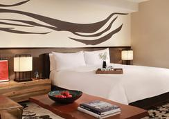 Nobu Hotel At Caesars Palace - Las Vegas - Bedroom